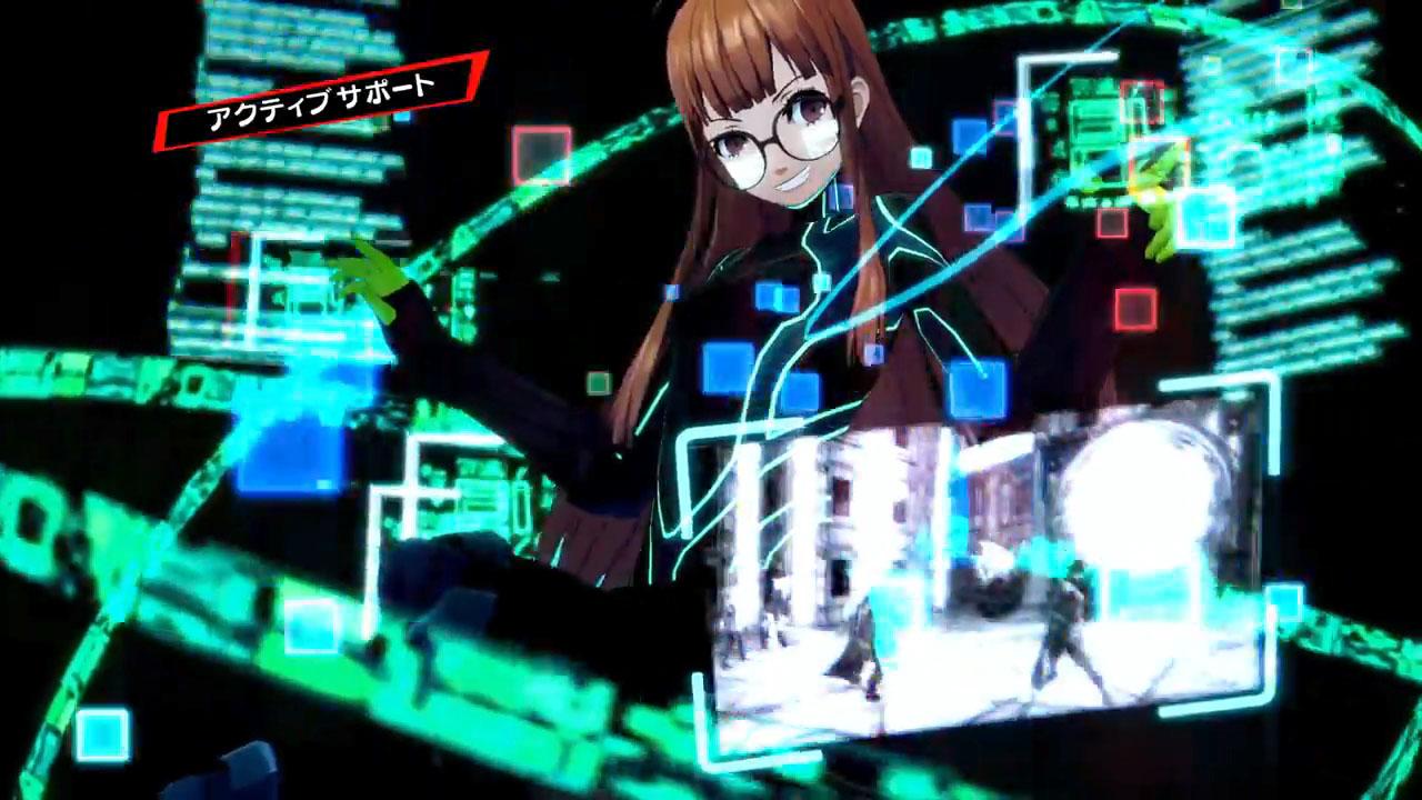 Persona 5 představuje tři nové postavy 123760