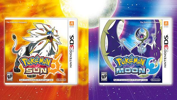 Pokémony z her Pokémon Sun a Moon si pochytáme už v listopadu 123770