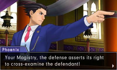 Právnická praxe v Phoenix Wright: Ace Attorney 6 začíná v září! 123787