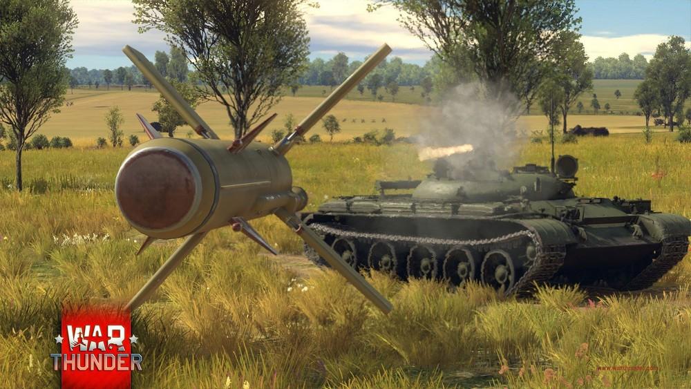 War Thunder se pochlubí precizním bombardováním řízenými střelami 123802
