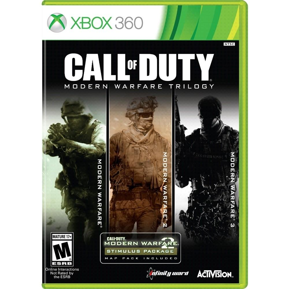 Trilogie Call of Duty: Modern Warfare pro staré konzole 123803