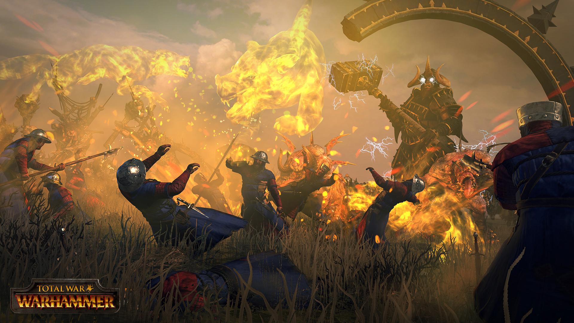 Magie ovlivní síly na bojišti Total War: Warhammer 123827