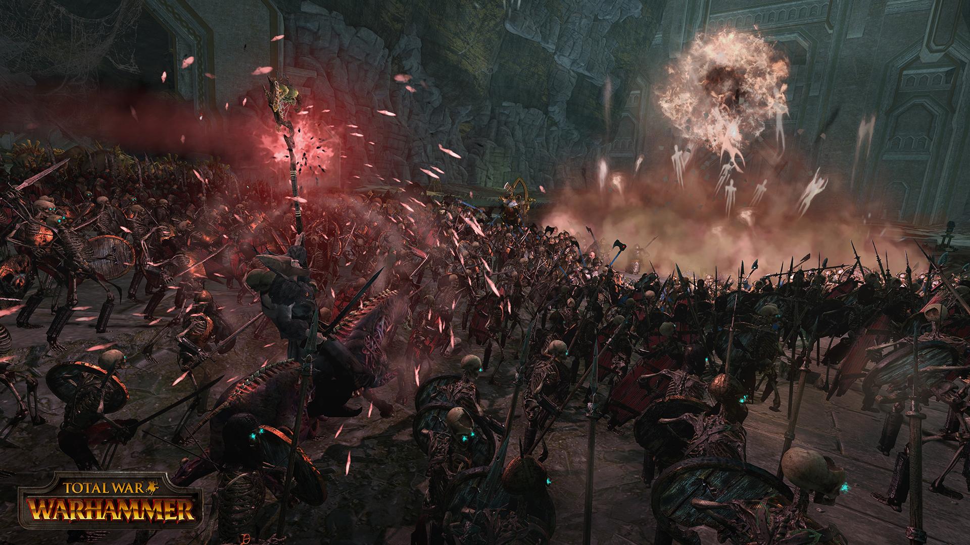 Magie ovlivní síly na bojišti Total War: Warhammer 123828