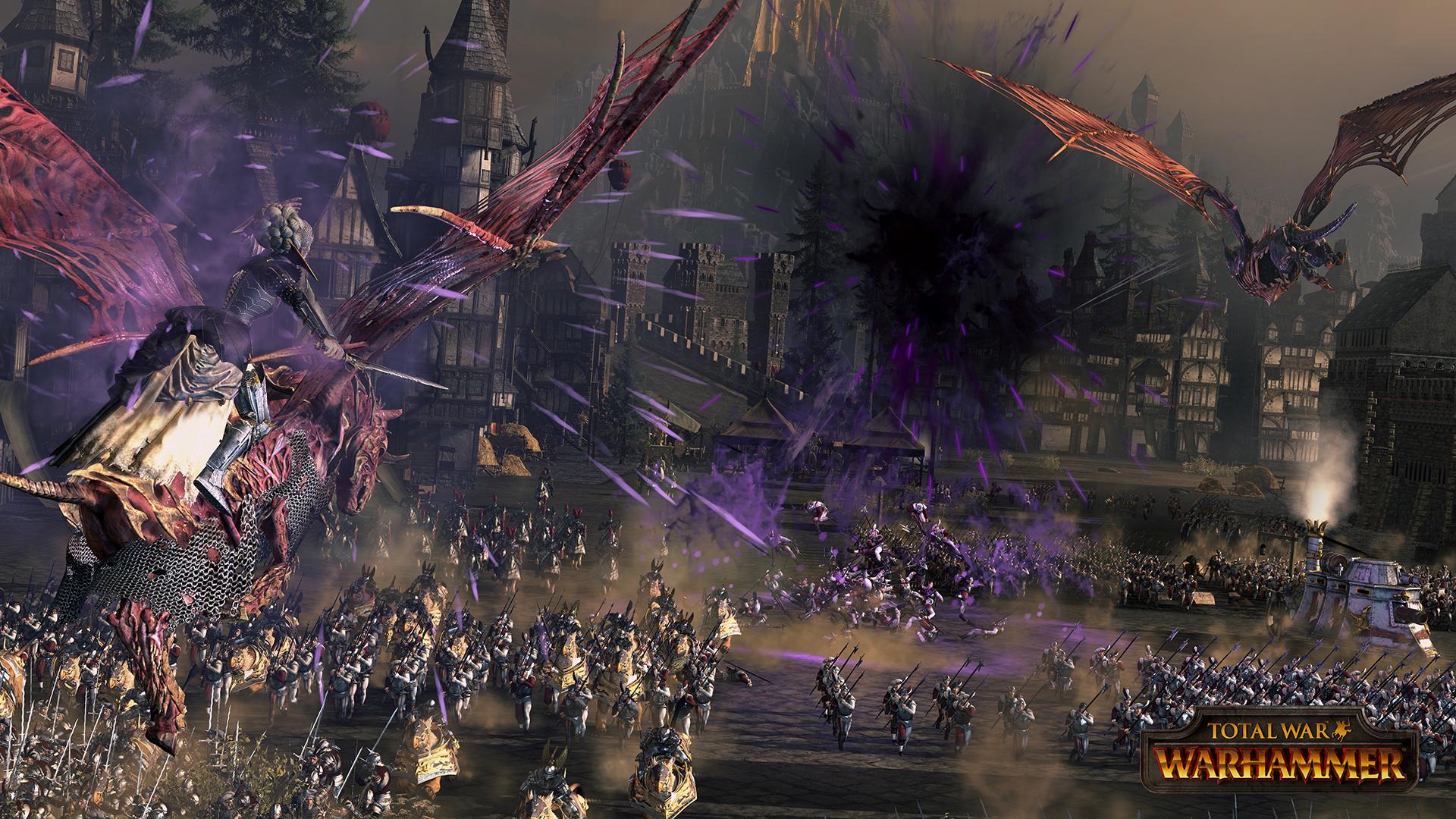 Magie ovlivní síly na bojišti Total War: Warhammer 123830