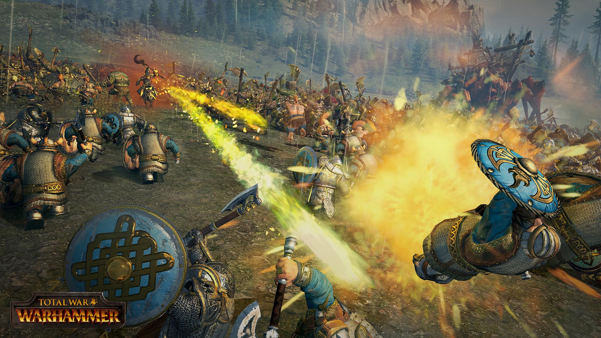 Magie ovlivní síly na bojišti Total War: Warhammer 123831
