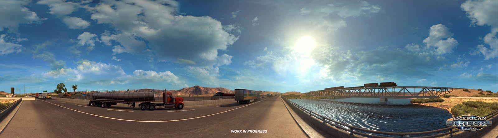 Francie a Arizona do českých kamionových simulátorů 123834