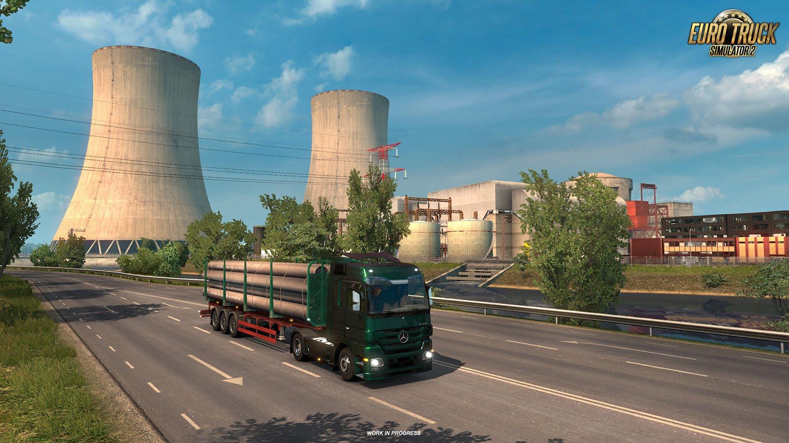 Francie a Arizona do českých kamionových simulátorů 123839