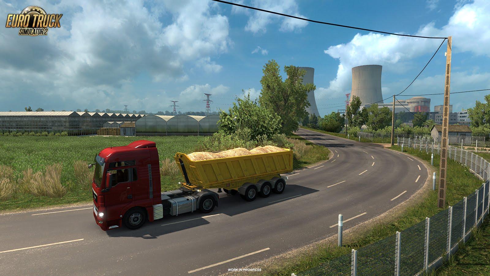 Francie a Arizona do českých kamionových simulátorů 123840