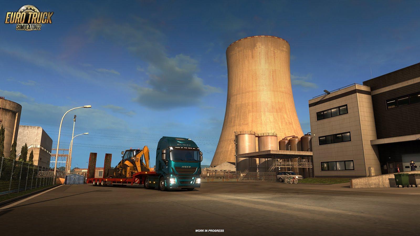 Francie a Arizona do českých kamionových simulátorů 123841