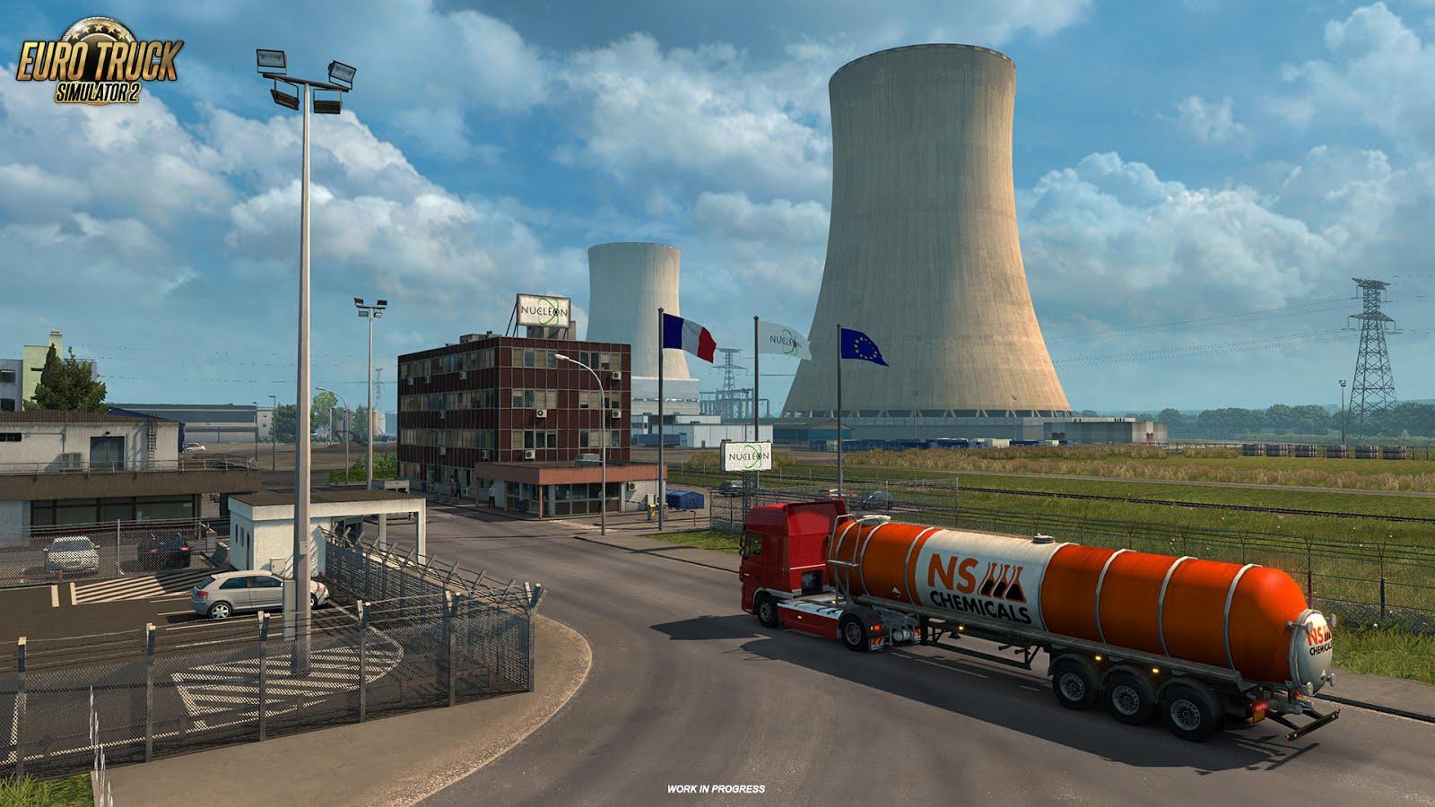 Francie a Arizona do českých kamionových simulátorů 123842