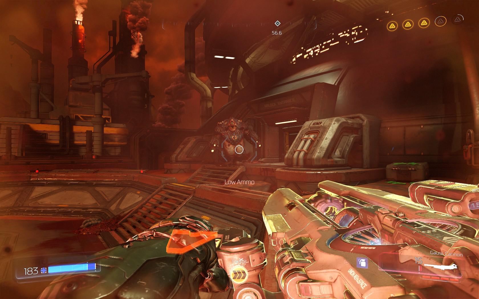 Doom - staronová škola 123917