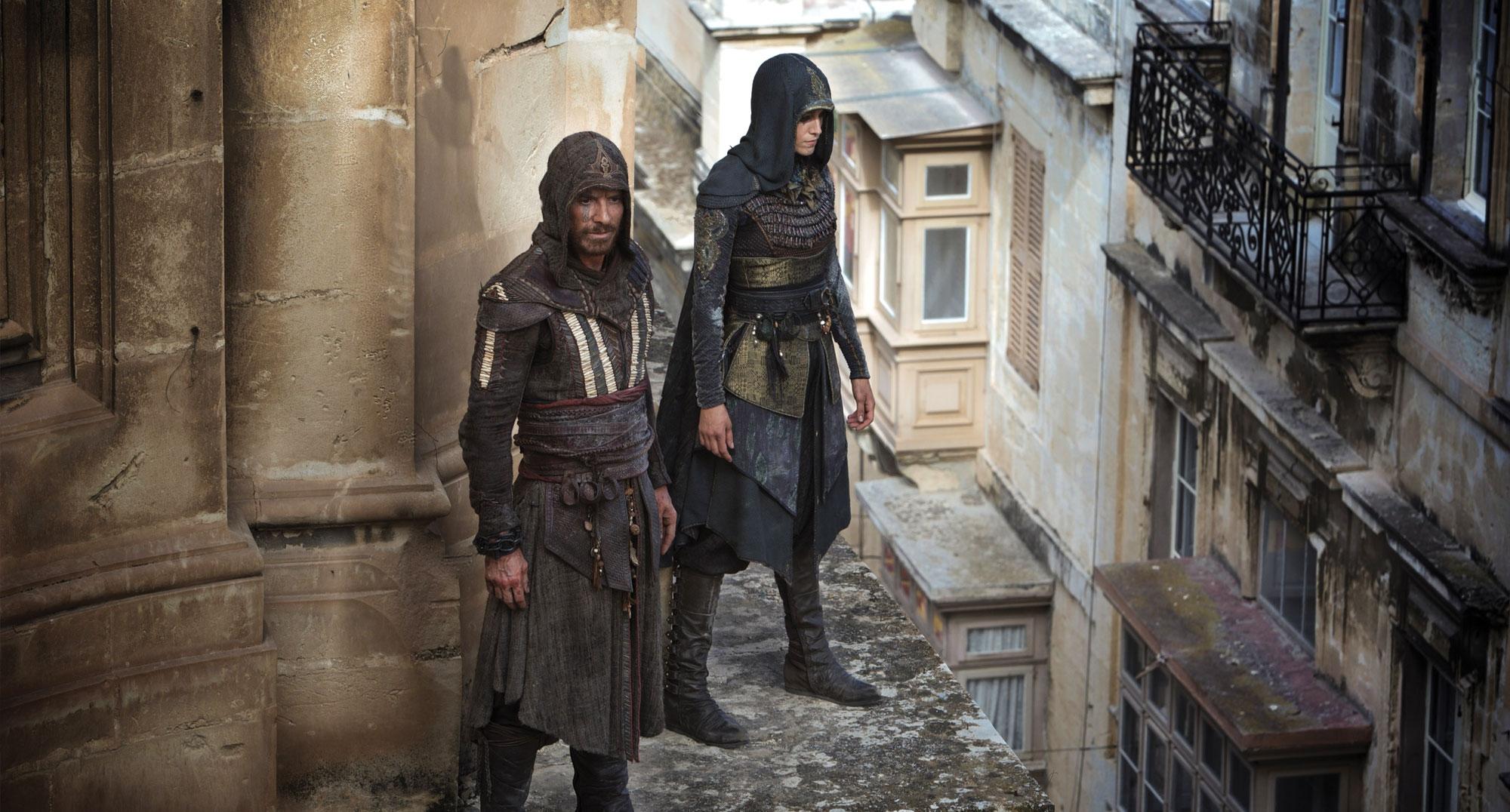 Filmový Assassin's Creed bude z velké části v současnosti 123922