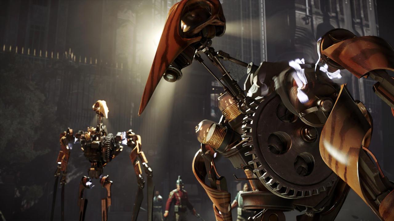 Řada nových screenshotů a artworků z Dishonored 2 123950