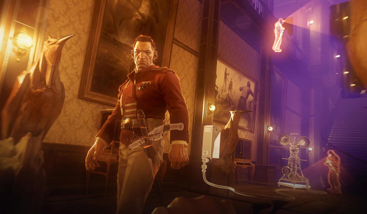 Řada nových screenshotů a artworků z Dishonored 2 123952