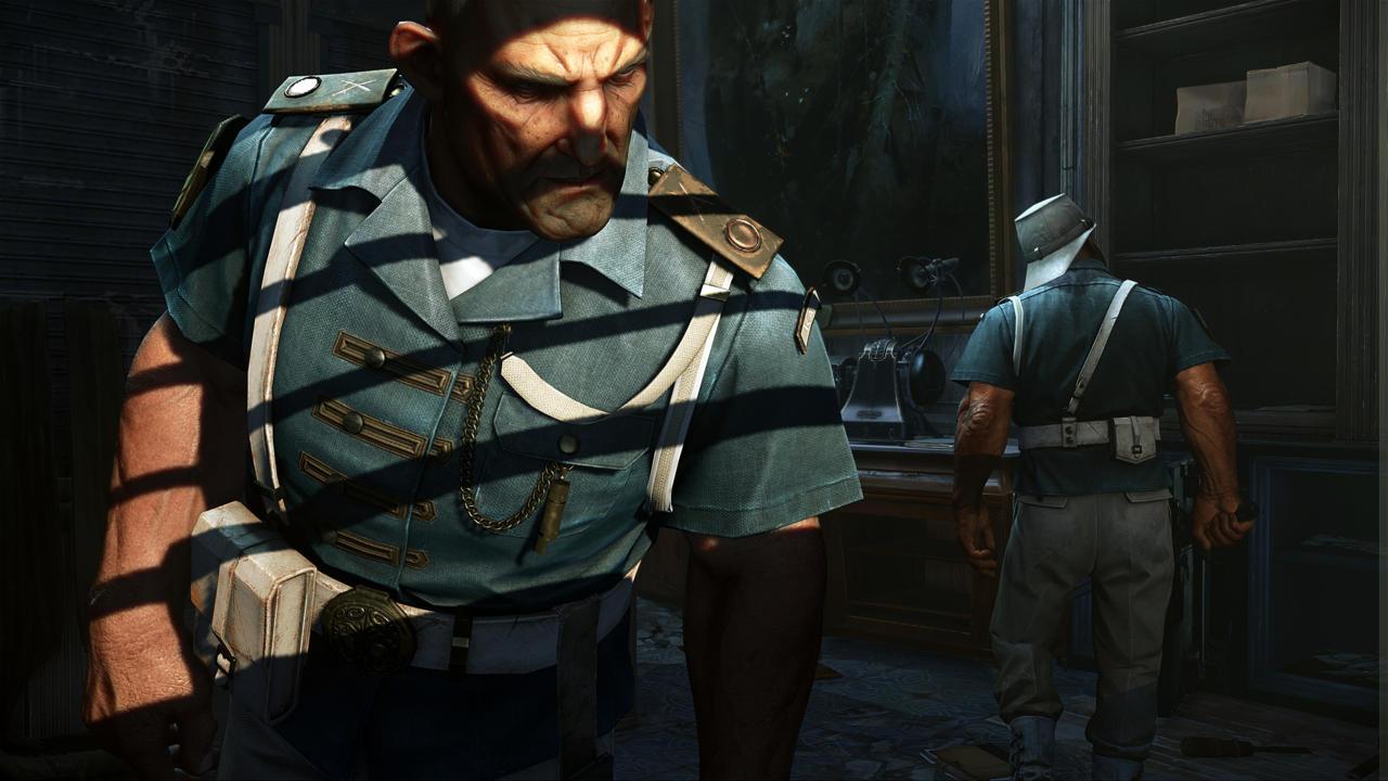 Řada nových screenshotů a artworků z Dishonored 2 123955