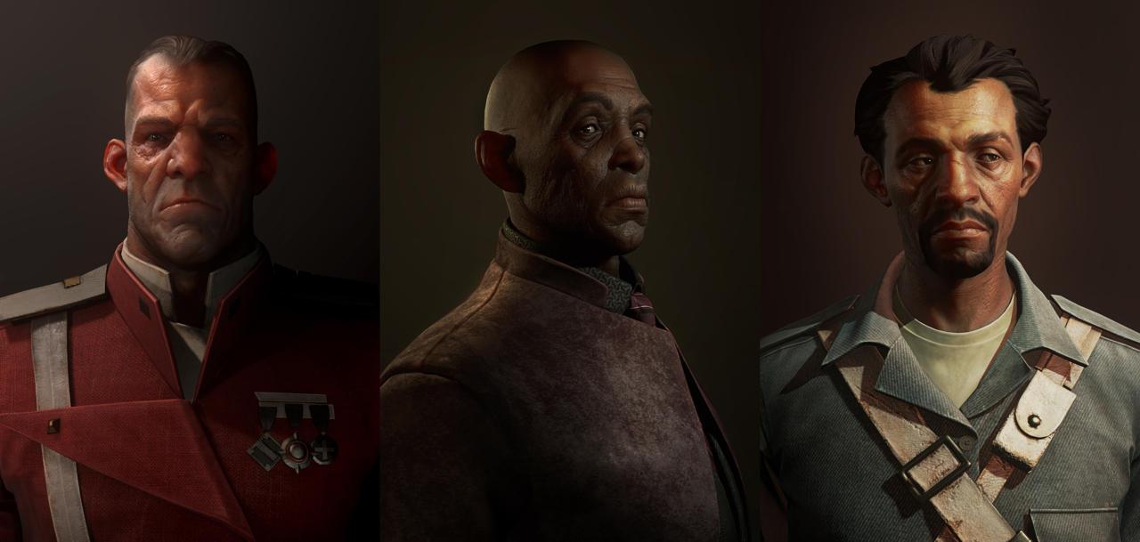 Řada nových screenshotů a artworků z Dishonored 2 123957