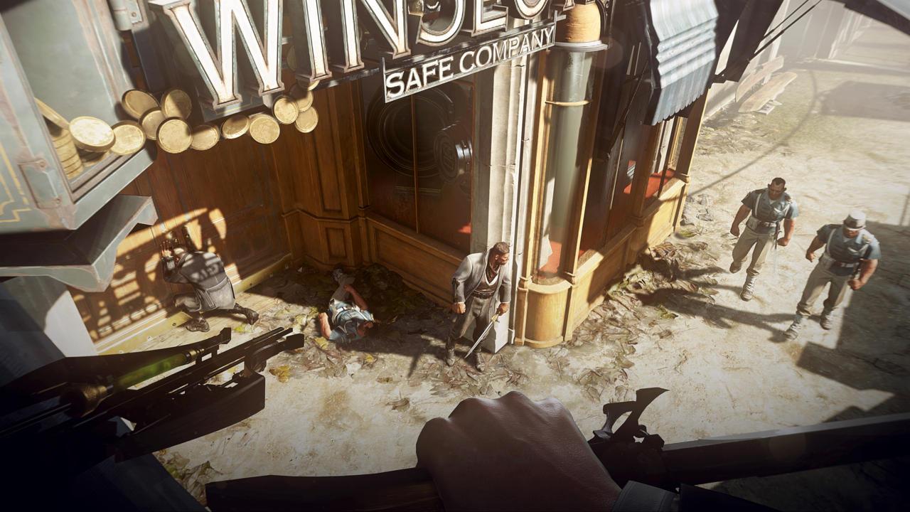 Řada nových screenshotů a artworků z Dishonored 2 123958