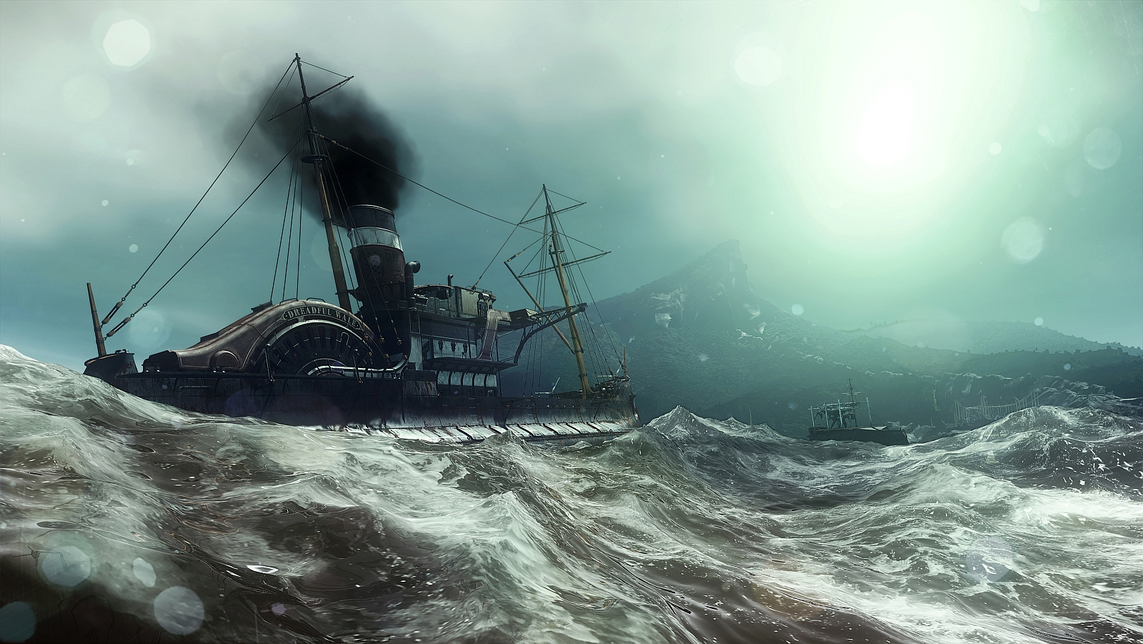 Řada nových screenshotů a artworků z Dishonored 2 123959