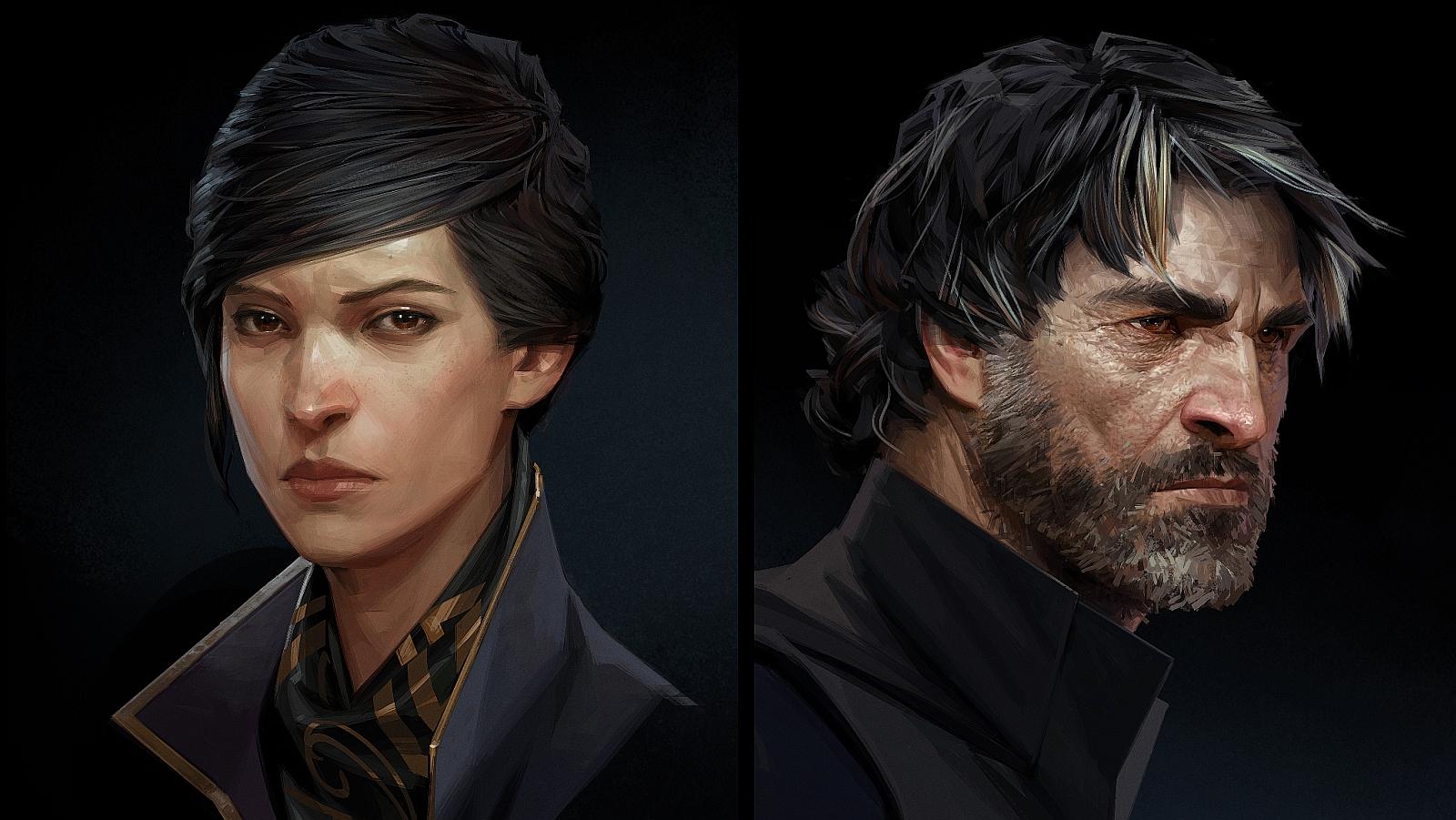 Řada nových screenshotů a artworků z Dishonored 2 123960