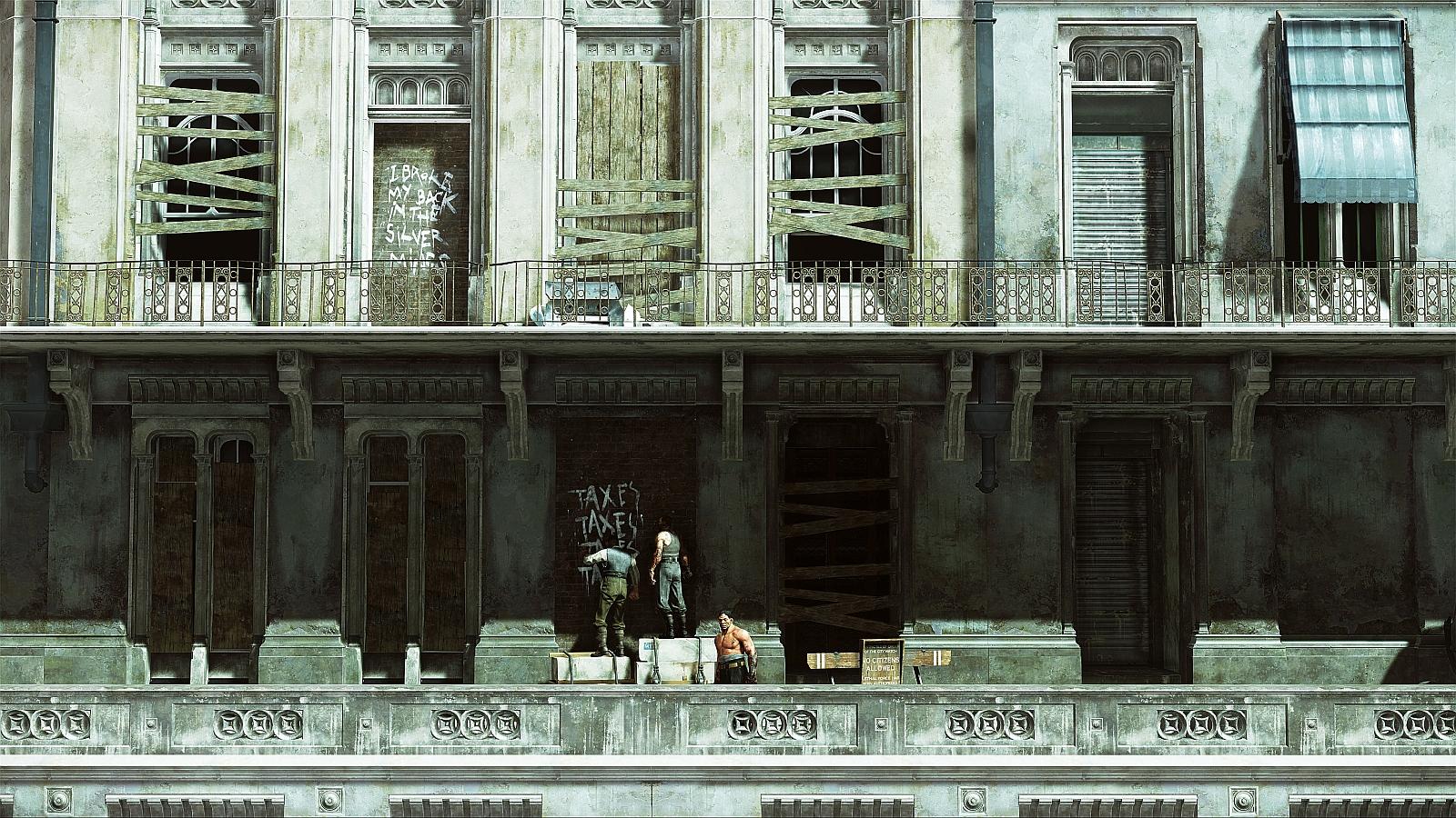 Řada nových screenshotů a artworků z Dishonored 2 123961