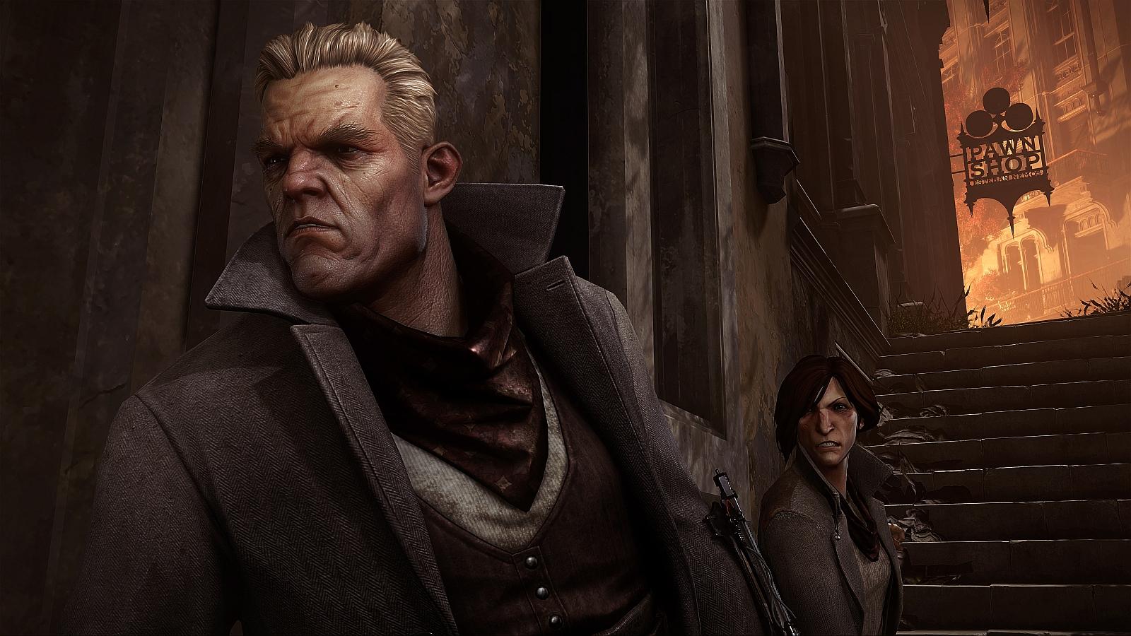 Řada nových screenshotů a artworků z Dishonored 2 123962
