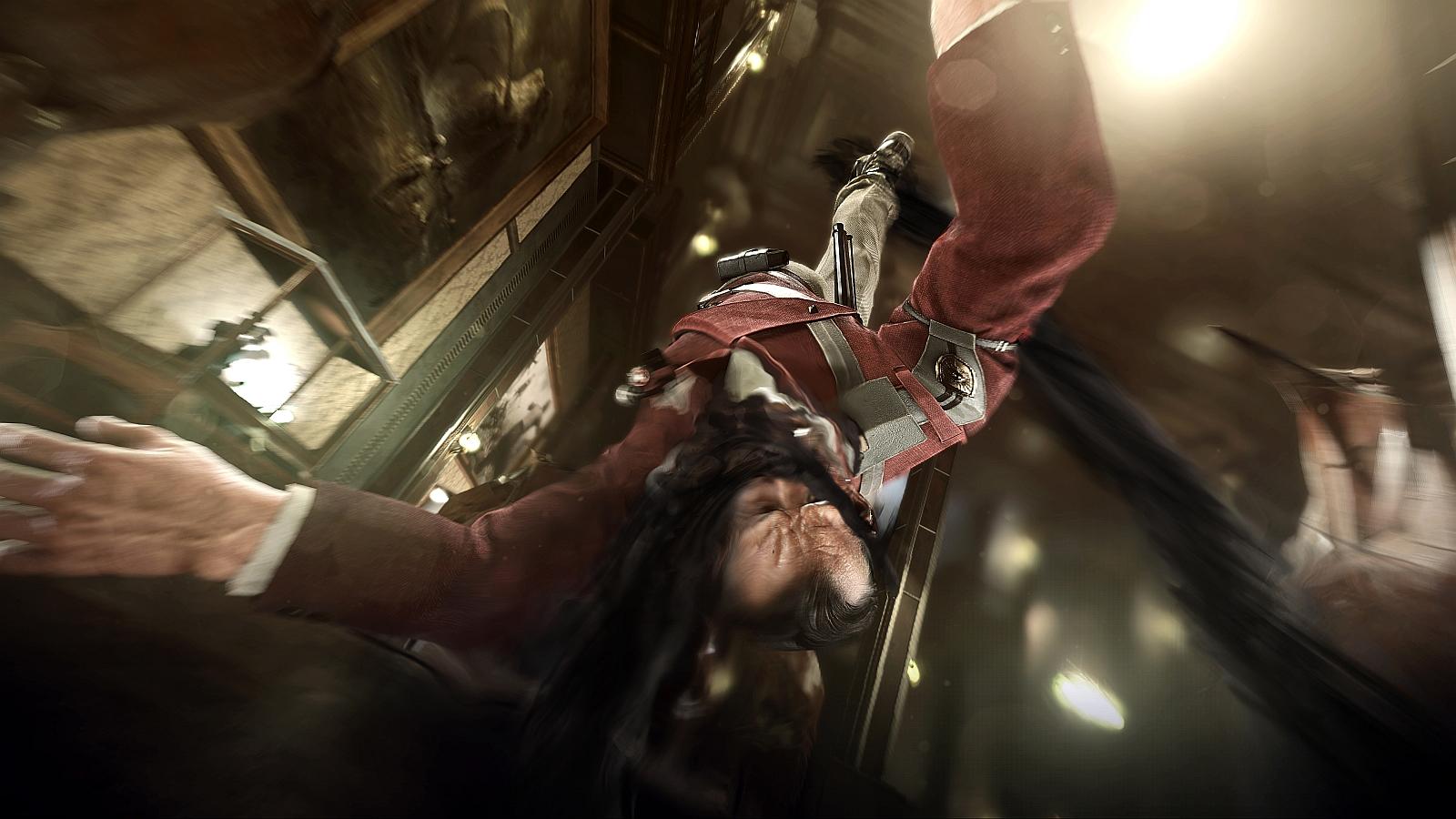 Řada nových screenshotů a artworků z Dishonored 2 123964