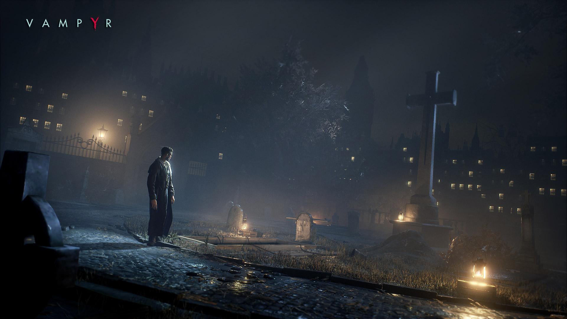 Dojmy z Gamescomu: Vampyr – vysát či nevysát, to je oč tu běží 124188