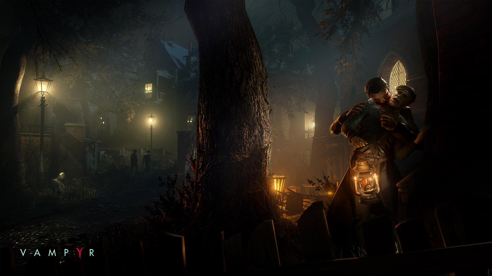 Dojmy z Gamescomu: Vampyr – vysát či nevysát, to je oč tu běží 124189
