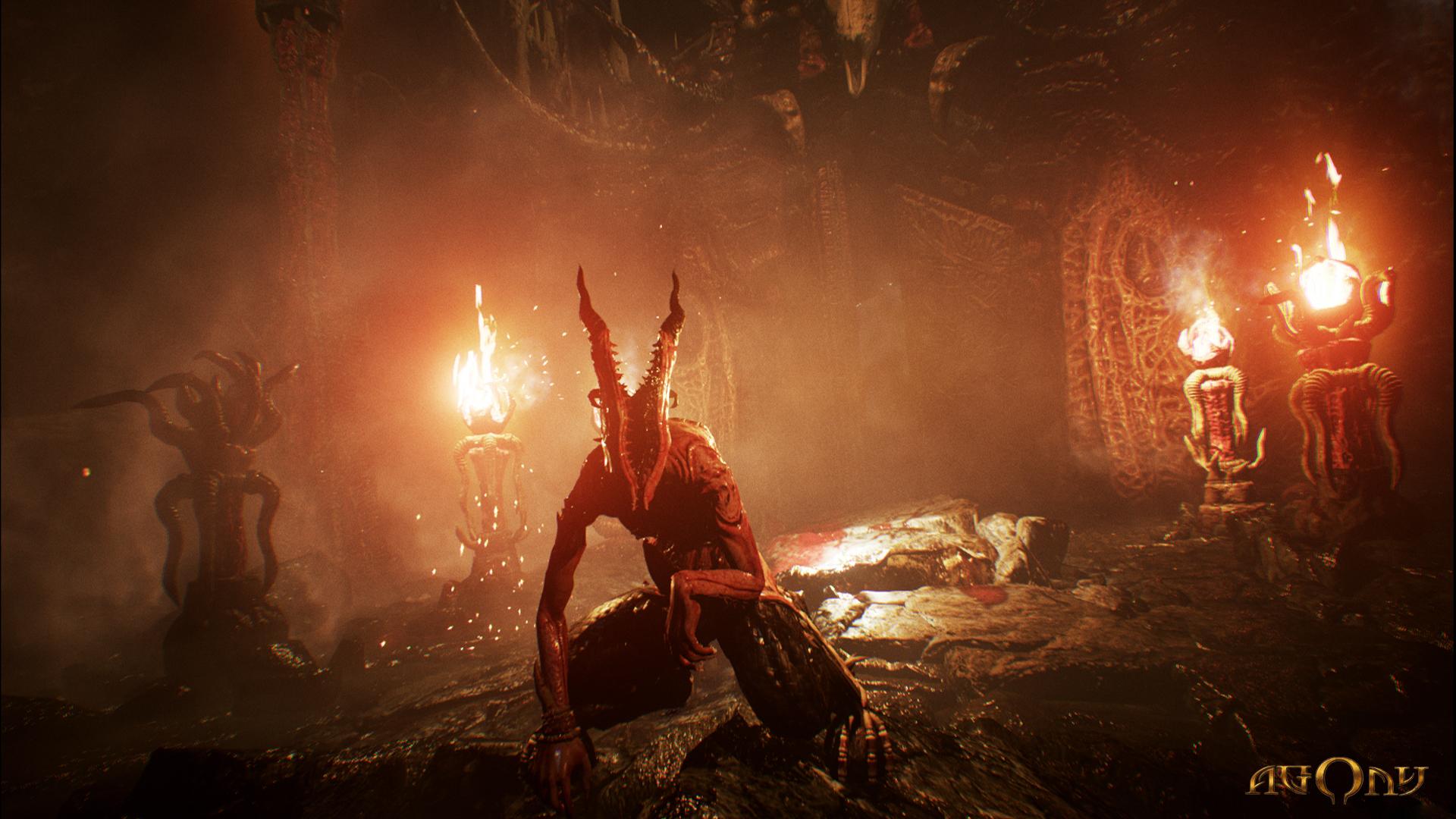 Survival horor Agony vás zavede do pekla 124499