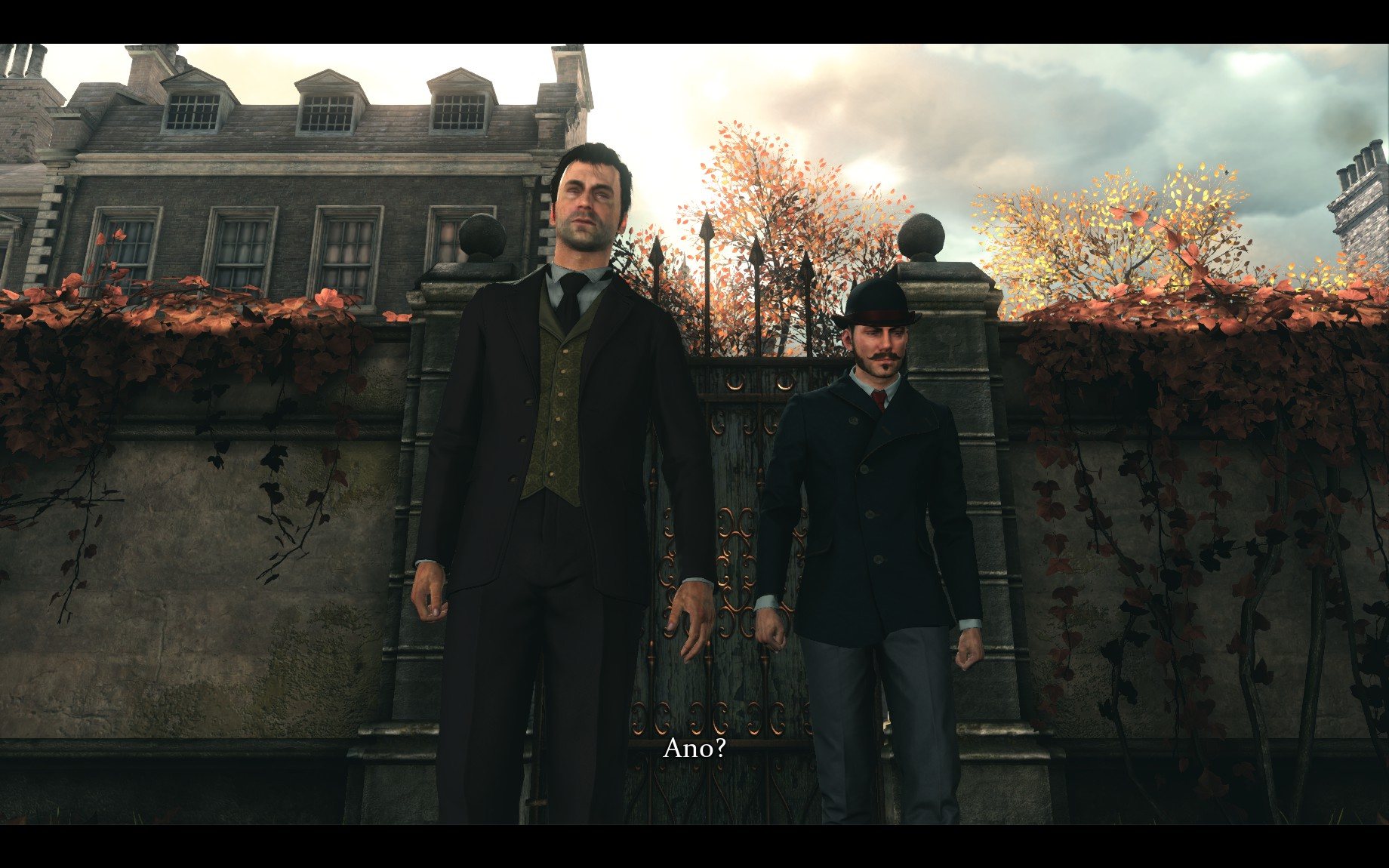 Sherlock Holmes: The Devil's Daughter 124755