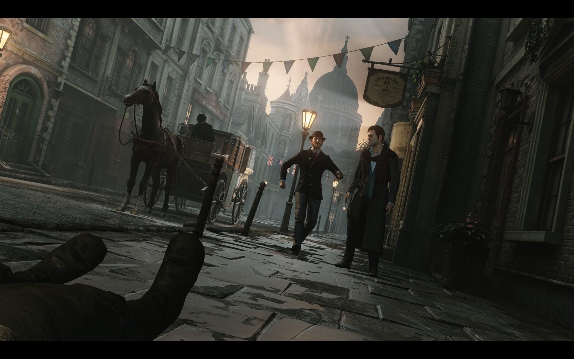 Sherlock Holmes: The Devil's Daughter 124765