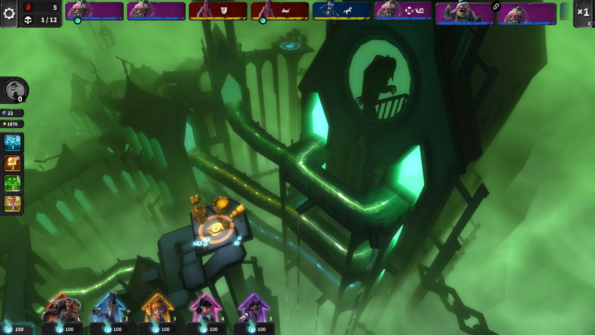 Hero Defense: Haunted Island – ostrov plný hrůz 124783
