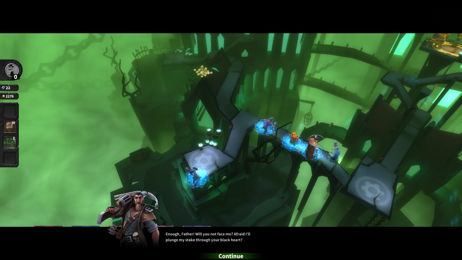 Hero Defense: Haunted Island – ostrov plný hrůz 124784