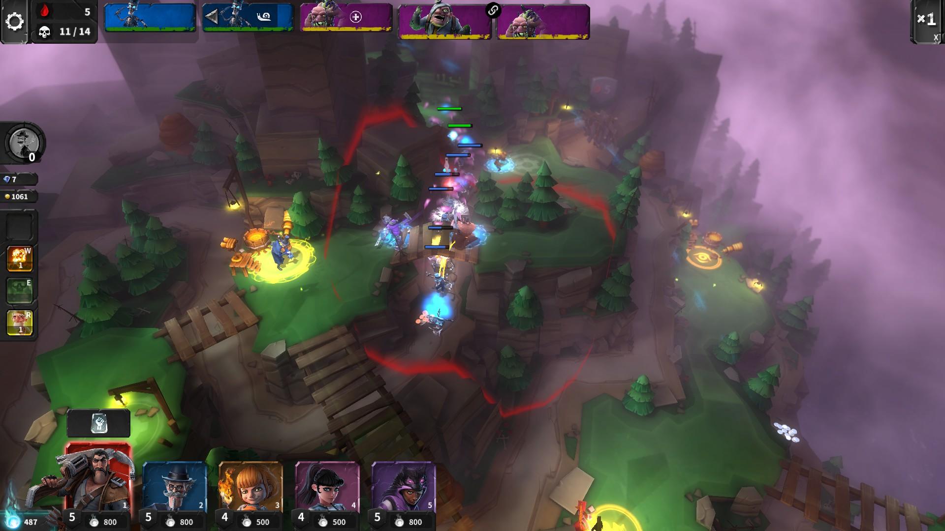 Hero Defense: Haunted Island – ostrov plný hrůz 124785