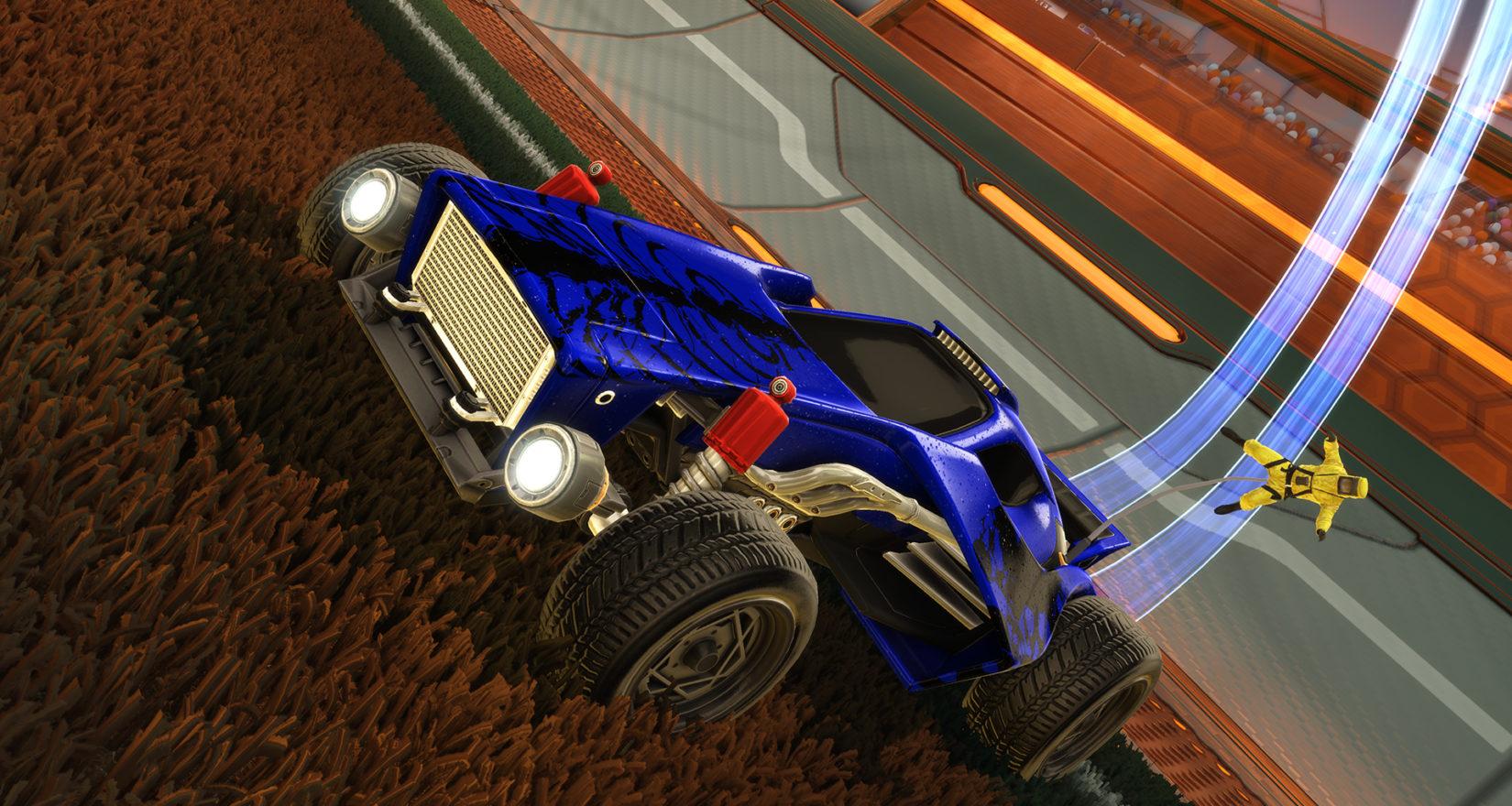 Do Rocket League se přiřítí další auta a novinky 124802