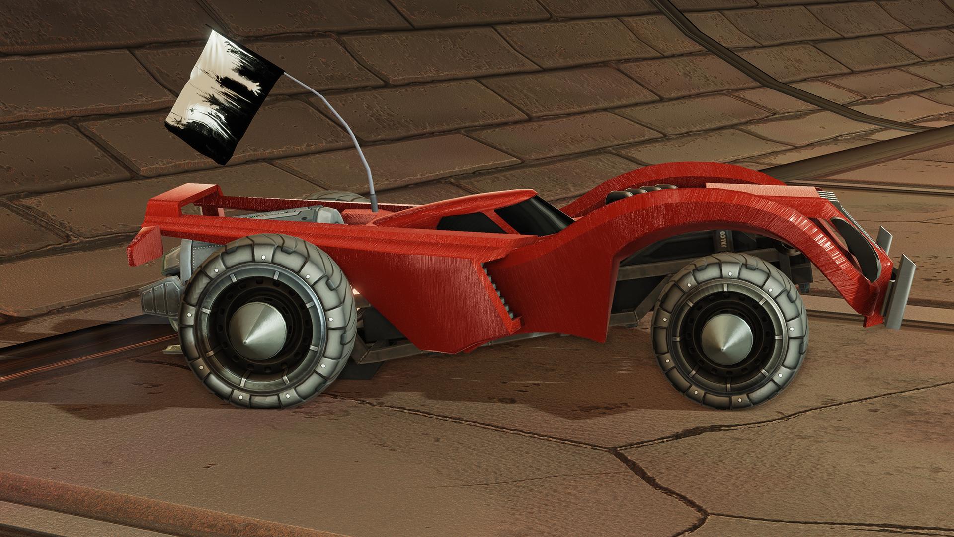 Do Rocket League se přiřítí další auta a novinky 124803