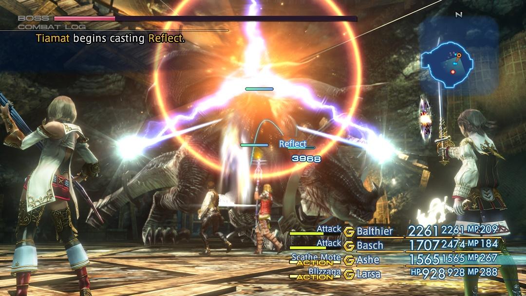 Konzole PS4 se dočká vylepšeného Final Fantasy XII 124847