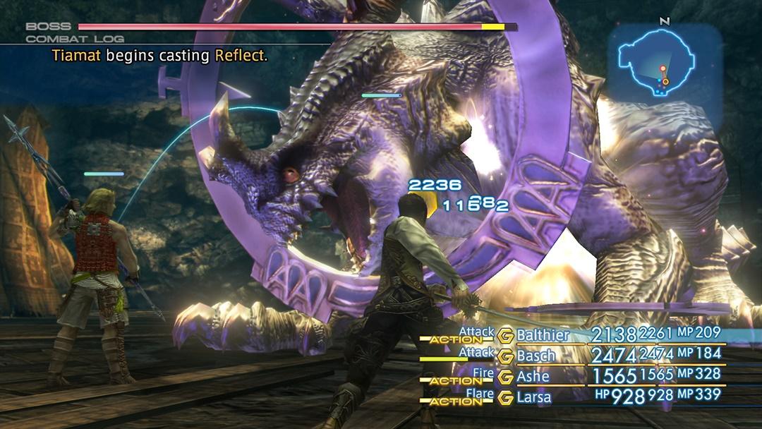 Konzole PS4 se dočká vylepšeného Final Fantasy XII 124850