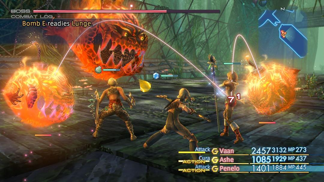 Konzole PS4 se dočká vylepšeného Final Fantasy XII 124851