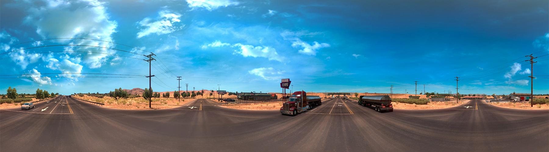 Arizona rozšířila mapu American Truck Simulatoru 124950