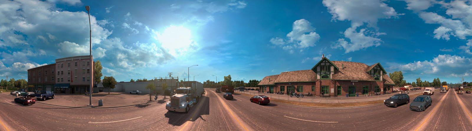 Arizona rozšířila mapu American Truck Simulatoru 124952