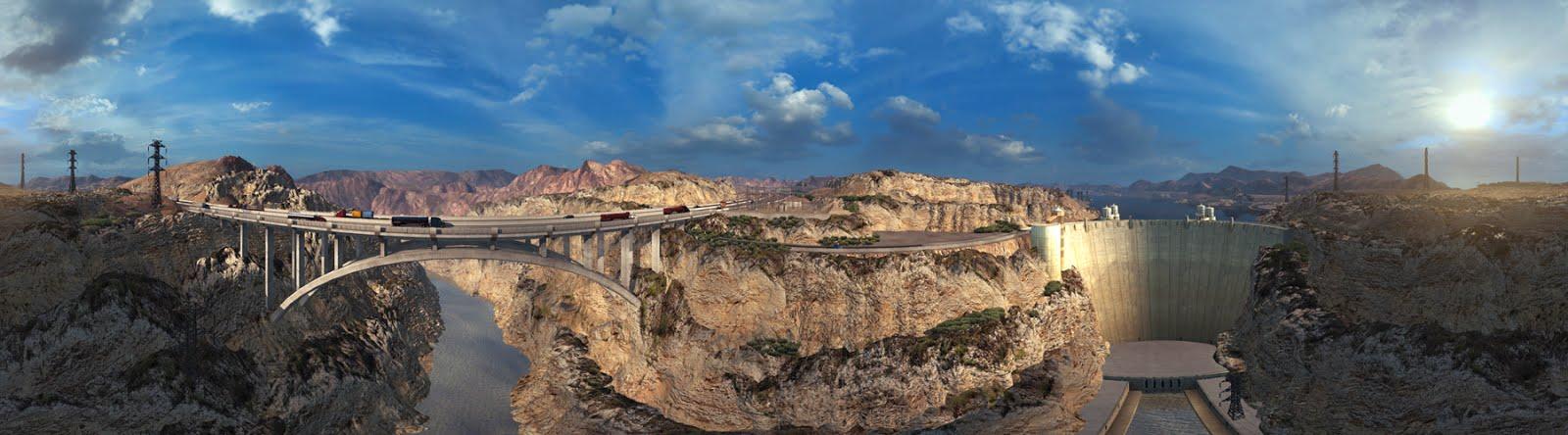 Arizona rozšířila mapu American Truck Simulatoru 124953