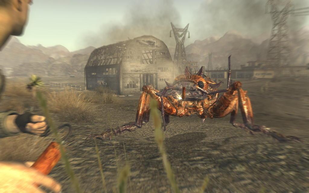 Fallout: New Vegas - vtáhne do města hazardu a naservíruje kupu lákadel 12510