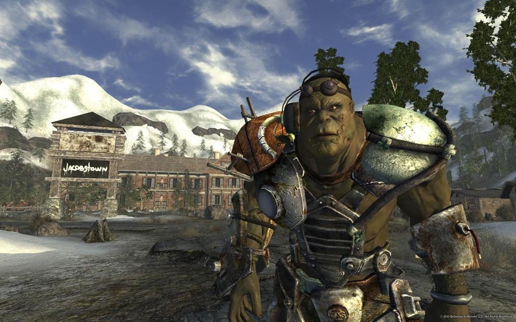Fallout: New Vegas - vtáhne do města hazardu a naservíruje kupu lákadel 12511