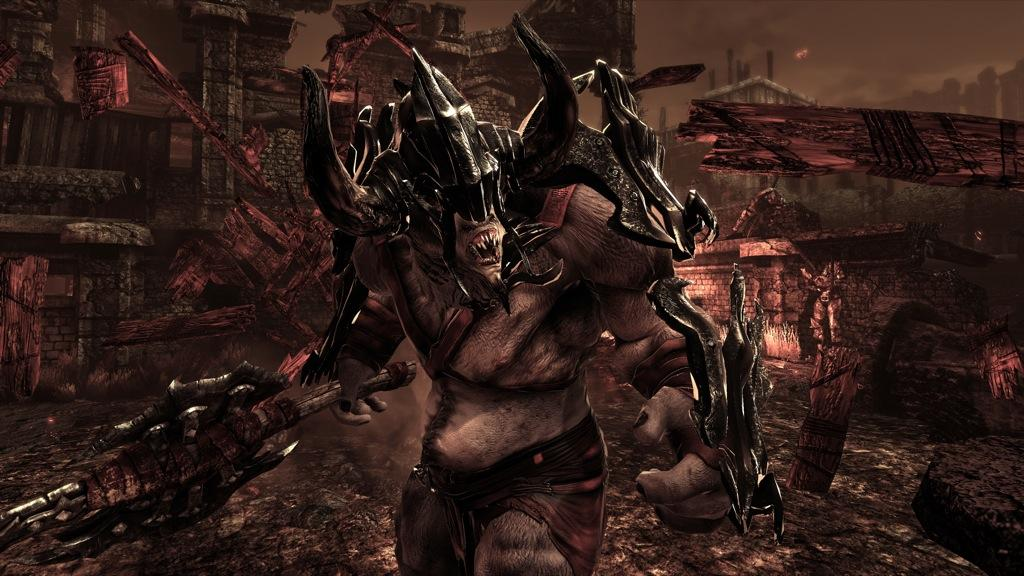 Hunted: The Demon's Forge pozdravuje z QuakeConu 12515
