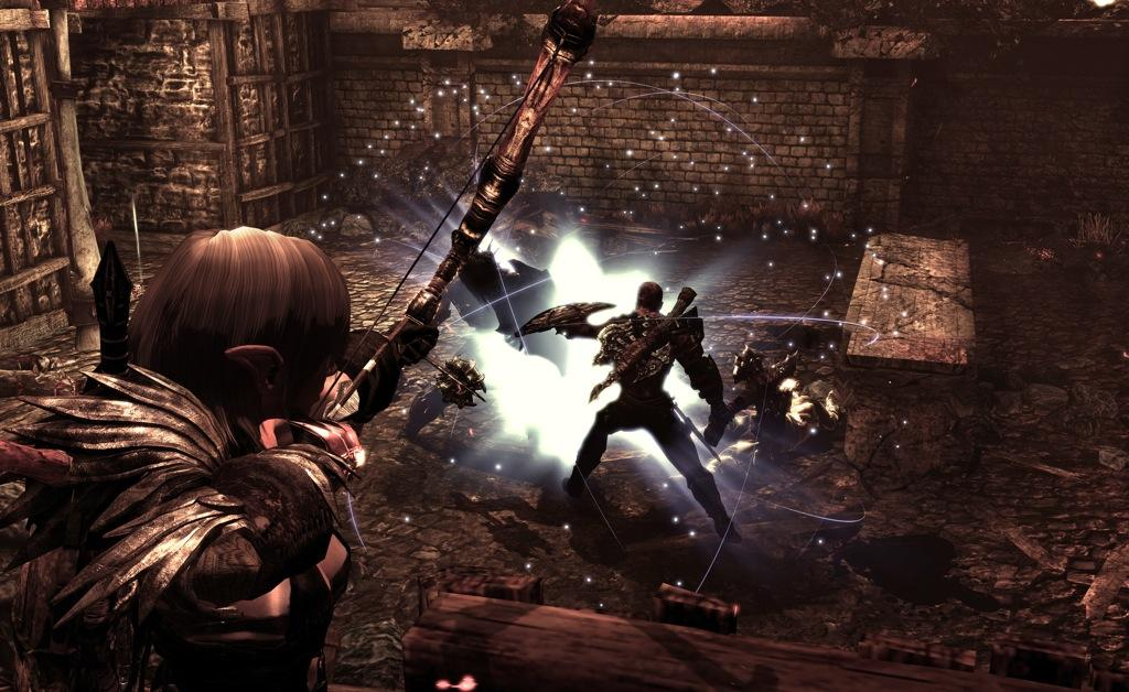 Hunted: The Demon's Forge pozdravuje z QuakeConu 12517