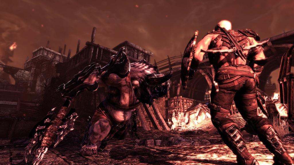 Hunted: The Demon's Forge pozdravuje z QuakeConu 12518