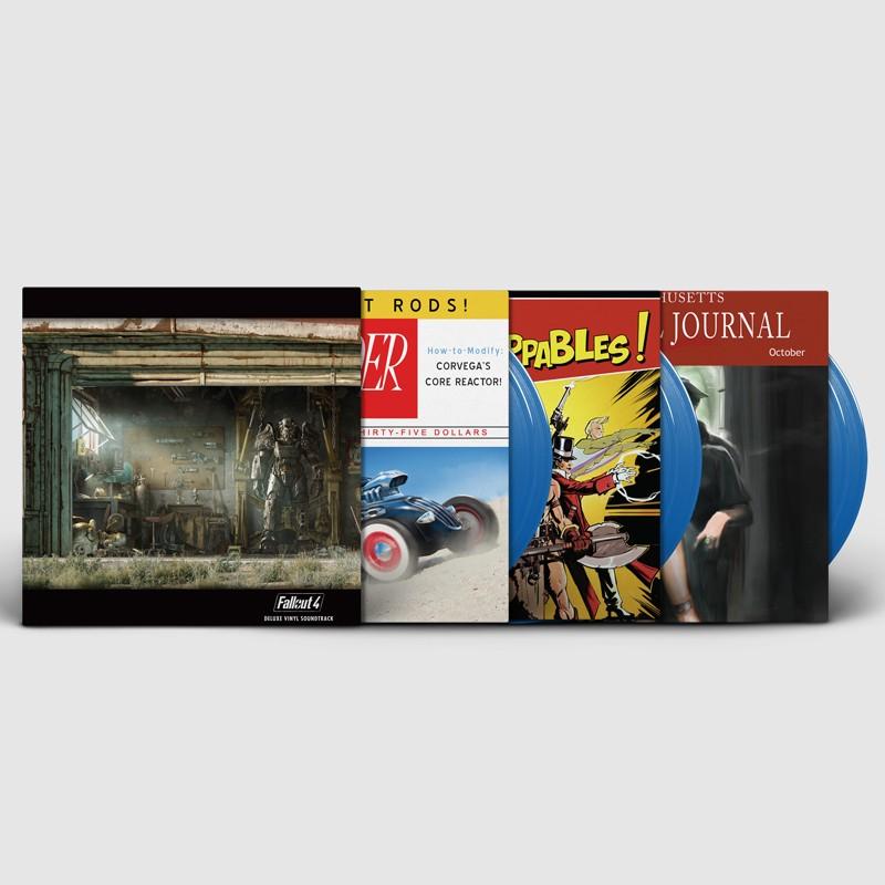 Chcete soundtrack Falloutu 4 na vinylové desce? Stačí vám jen 3 tisíce korun 125209
