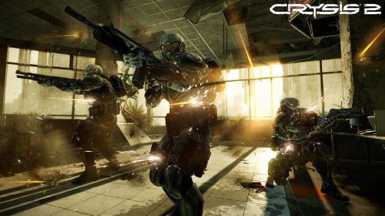 Crysis 2 láká na multiplayer a rozbořené město 12526
