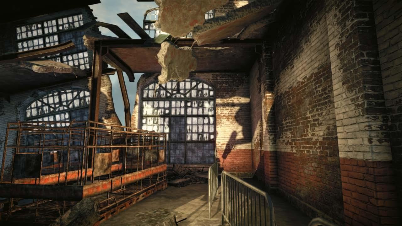 Crysis 2 láká na multiplayer a rozbořené město 12528
